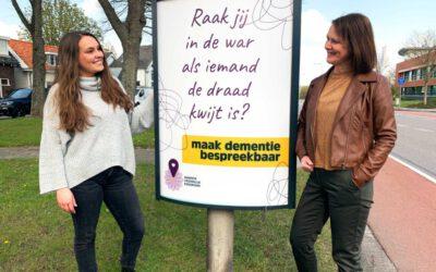 Maak dementie bespreekbaar
